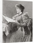 Gertrude Kingston by Anonymous