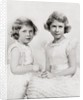 Queen Elizabeth II and Princess Margaret by Anonymous