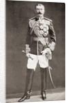 Horatio Herbert Kitchener, 1st Earl Kitchener. Irish-born British Field Marshal by Anonymous