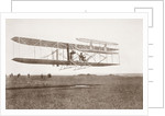 Charles Rolls taking off for his non stop double crossing of the English Channel by Anonymous