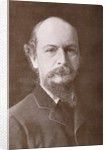 Algernon Charles Swinburne. English poet, playwright, novelist and critic by Anonymous