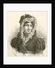 Madame de Genlis, Stéphanie Félicité Ducrest de St. Aubin, Countess of Genlis, aka Madame Brûlart by Anonymous