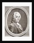 François-Augustin de Paradis de Moncrif by French School