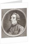 Louis César de La Baume Le Blanc, duc de Vaujours, duc de La Vallière by French School