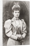 Alix of Hesse and by Rhine later Alexandra Feodorovna by Anonymous