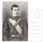 Nicholas II by Anonymous