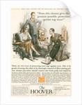 A 1930s advertisement for The Hoover by Anonymous