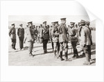 Lord Kitchener's visit to Gallipoli by Anonymous
