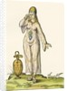 Woman in a bathing costume by Anonymous