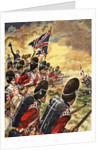 The Wonderful Story of Britain: The Battle of Waterloo by Peter Jackson