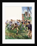 Rugby by Peter Jackson