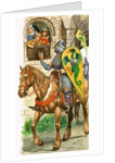 Growing Up in Norman England: Off to Serve the King by Peter Jackson