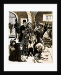 Elizabeth Fry became a campaigner for prison reform after visiting Newgate Prison by English School