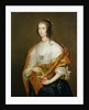 Queen Henrietta Maria by Anthony van Dyck