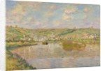 Late Afternoon, Vetheuil, 1880 by Claude Monet