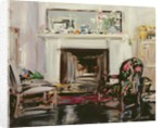 Interior by Francis Campbell Boileau Cadell