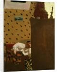 Madame Roussel au Chiffonnier by Edouard Vuillard