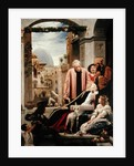 The Death of Brunelleschi, 1852 by Frederic Leighton