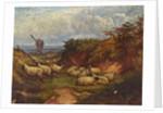 Landscape by English School