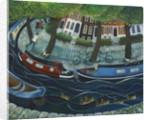 Regents Canal by Lisa Graa Jensen