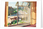 View from the artist's bedroom, c.1930 by Percy Shakespeare