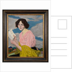 The Love Letter c.1918 by William Strang