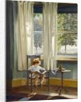 Girl Reading by Walter Bonner Gash