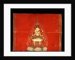 Ganesh manuscript on elephant training by School Thai