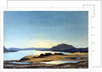 Loch Naver, Sutherlandshire by David Young Cameron