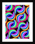 Rainbow Print by Louisa Hereford