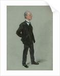 Edward O'Connor Terry, Vanity Fair cartoon, 10 August 1905, original artwork by Leslie Matthew Ward