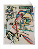 Expressionism: The Horseman by Wassily Kandinsky