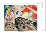 Zig-zag white by Wassily Kandinsky