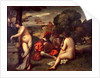The Pastoral Concert by Titian