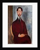 Leopold Zborowski by Amedeo Modigliani