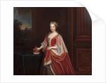 Portrait of Queen Caroline Wilhelmina of Brandenburg-Ansbach as Princess of Wales, 1720s by Enoch Seeman