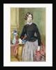Portrait of a Lady by Octavius Oakley