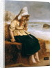 A Message from the Sea by John Everett Millais