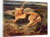 Stag by Edwin Landseer