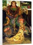 The Queen of Hearts by Claude Andrew Calthrop