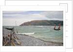 Porlock Bay, 1891 by Charles Napier Hemy