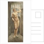 Spes, or Hope in Prison by Edward Coley Burne-Jones