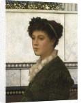 Brunetta, 1882 by John Atkinson Grimshaw