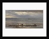 Kelp Gatherers - A Grey Morning, 1874 by Henry Moore