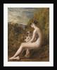 Venus and Cupid by William Etty