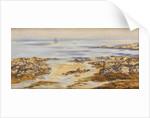 Lee Cove Sands, 1895 by John Brett