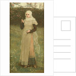 The Flower by George Henry Boughton