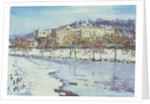 Chatsworth - Midwinter, 1996 by Martin Decent