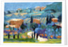 Tuscany, 2007 by Clive Metcalfe