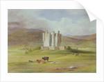Braemar Castle, 1841 by James Giles